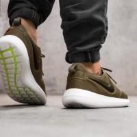 Sepatu Nike Roshe Two Khaki Premium Quality