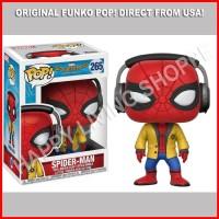 Jual Funko Pop Movies SpiderMan Homecoming Headphones Vinyl Figure Toy Murah