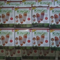 Jual best quality Kinoki Putih... Murah