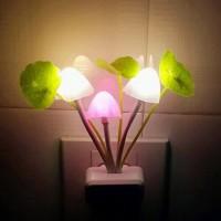 Jual Lampu Tidur Jamur Avatar  Sensor Cahaya Unik Mini LED Nightlight Lamp Murah