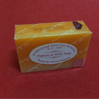 Papaya Milk Soap Dr Alvin 135gr