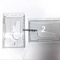 Tempat Id Card Case 2 Kartu, tempat id card 2 kartu