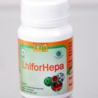Kapsul LhiforHepa Liza Herbal