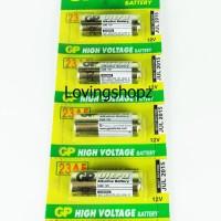 Batere GP 23A 12V Ultra Alkaline Batere Remote Battery A23 23A MN21
