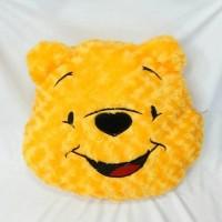 Jual (Diskon) Bantal Kepala Winnie The Pooh Rasfur Murah