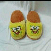Jual (Diskon) Sandal Sponge Bob square Pants Murah