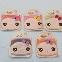 Jual Masker Motor Masker Fashion Barbie Girl Dewasa Import Bisa Umum Hijab Murah
