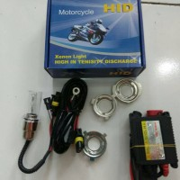 Lampu Led /Lampu HID Xenon Light utk motor