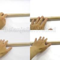 Jual (Murah) Pastry Rolling Pin Natural Wood 39cm Murah