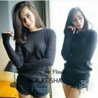 Jual Promo Sweater Rajut / Sweater Round Hand / Roundhand Murah