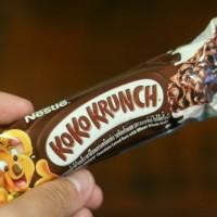 Jual Nestle Koko Krunch Chocolate Cereal Bars with Wheat Whole Grain Murah