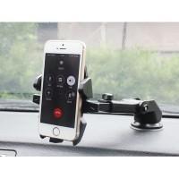 Jual Car Holder Mount HP Universal LazyPod Panjang Premium Murah Murah
