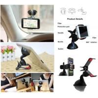 Jual Car Holder Universal Jepit Lazypod Mobil Murah