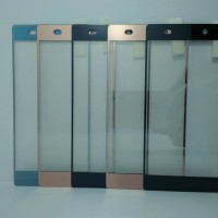 Jual Anti Gores Tempered Glass Mirror Chrome Sony Xperia Z2 Murah