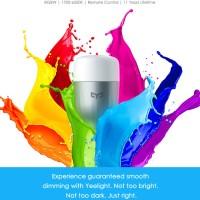 Jual Xiaomi Yeelight RGB W E27 Smart LED Rainbow Bulb Color Murah