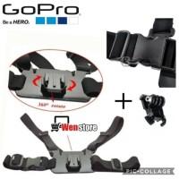 Jual TMC BODY Chest Harness Belt Strap With J Hook Mount GoPro BPRO Xiaomi Murah