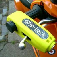 Jual Cuci Gudang!! Griplock Grip Lock Kunci Gembok Pengaman Anti Maling Murah