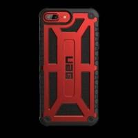 Original UAG Monarch Apple iPhone 8 Plus / 7 Plus - Crimson Red