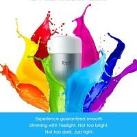 Jual Cuci Gudang!! Xiaomi Yeelight 2 Smart Bulb Led Rgb 9W 600 Lumens E27 Murah