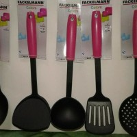Jual Promo!! Set Kitchen Tools Spatula Dan Sutil Fackelmann Brand German Murah