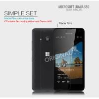 Jual (Murah) Microsoft Lumia 550 - Nillkin Antiglare Screen Guard Murah