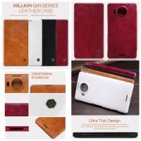Jual (Murah) Microsoft Lumia 950XL - Nillkin Qin Leather Case Murah