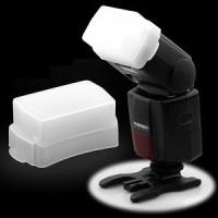 Flash Diffuser for Canon Speedlite 580EX 580EX II / Yongnuo YN-560