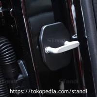 Jual Door Lock Cover Mercedes Benz C E S CL CLK CLS SLK SL M GL GLK G SLS S Murah
