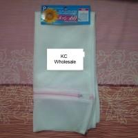 Jual (60*60cm Halus)[VIETNAM] High Quality Laundry Bag Jaring Baju Bra Sifo Murah
