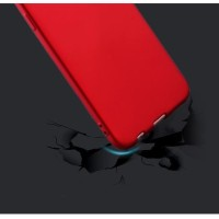 CASING HP OPPO F1S/A59, A39/A57, F3 PLUS, F1/A35, R7SSOFT SILIKON RED