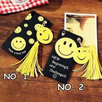 CASING HP OPPO F1S/A59, F1 PLUS/R9, A39/A57, A33, A37, R7, R7S SMILEY