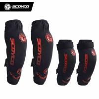 Jual Scoyco Knee & Elbow K18 H18 ( pelindung siku dan lutut ) ORIGINAL Murah