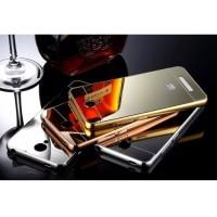 Jual Aluminium Tempered Glass Hard Case Casing Cover Hp Xiaomi Redmi Note 2 Murah