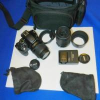 Jual Nikon Dslr D5100 kit Murah