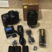 Jual Nikon Dslr D7100 kit Murah