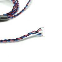 Jual Real Stuff 18x4 UE Twist OFC DIY Earphone Repair Cable Replacement Murah