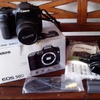 Kamera Canon EOS 50D