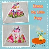 Jual Dress Suki My Little Pony Murah