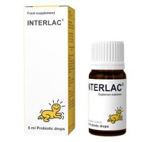Interlac Drop Probiotic