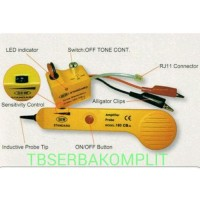Harga tone checker sew 180 cb alat pendeteksi deteksi kabel t | Pembandingharga.com