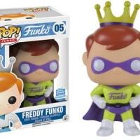 Jual Funko Pop! Freddy Funko Superhero Ver - Funko Murah