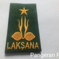 Badge Bantara/Laksana Bordir
