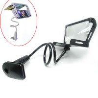 Jual Enlarge 3D Screen Magnifier Bracket Lazypod Smartphone Black  Murah