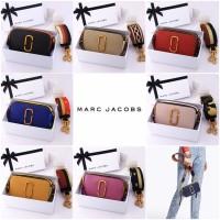Marc Jacobs Snapshot Camera Bag (3Tone) with Box #M092||Tas Wanita