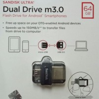 SANDISK FLASHDISK OTG type M3 64 GB