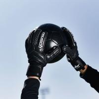 Sarung Tangan Kiper Reusch Serathor Prime S1 BlackOut Black