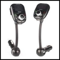 GRATIS ONGKIR! BLUETOOTH HANDSFREE FM TRANSMITTER CAR KIT MP3 PLAYER -