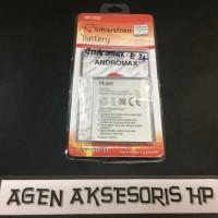 Batre Andromax Qi Q1 U2 Smartfren 4G Lite Baterai Original