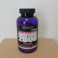 Jual  amino 2000 UN Ultimate nutrition mutant amino carnivor T0210 Murah
