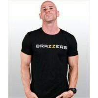 kaos / baju / t-shirt brazzers